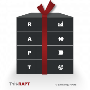 think rapt system to streamline standout scale with business services intellectual property